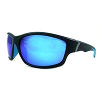 WRX S17 Polarised Sports Sunglasses Blue